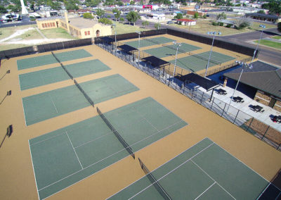Andrews Tennis Court
