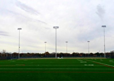 Texas Tech Intramural fields